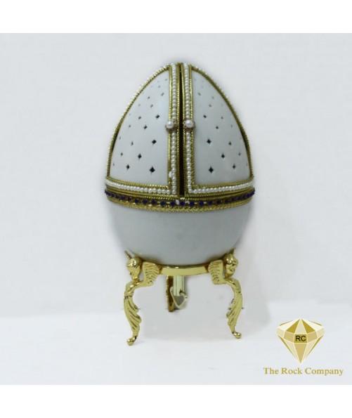 Opening Easter Egg