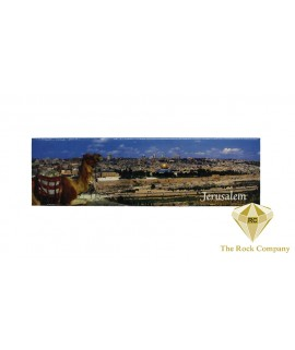 City Of Jerusalem Magnet