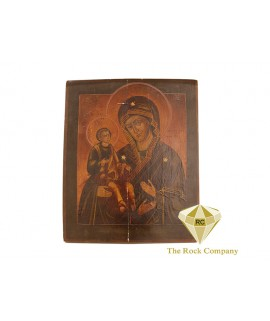 Icon of the Blessed Virgin Mary with Three Hands