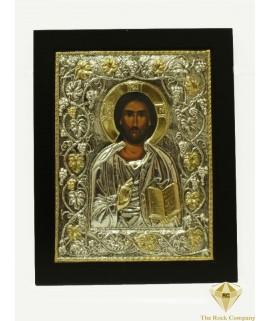 Christ Pantokrator Framed icon