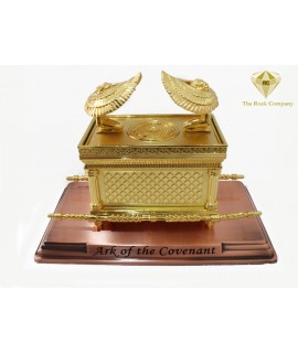 Ark of the Covenant (gold plated)