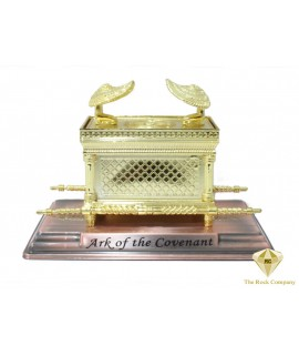 Ark of covenant Gold plated small size