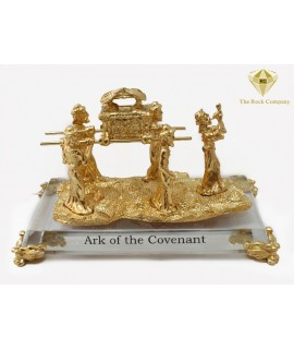 Ark of covenant Gold plated