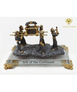 ark of covenant puoter and gold plated