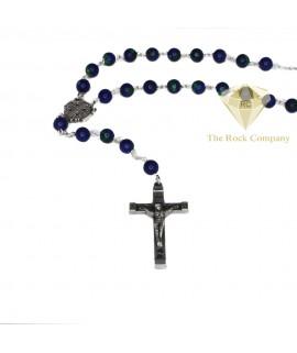 Azurite Rosary